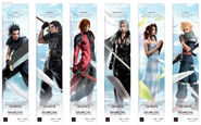 CC Characters Bookends 1