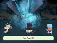 FF4HoL Ice Breath