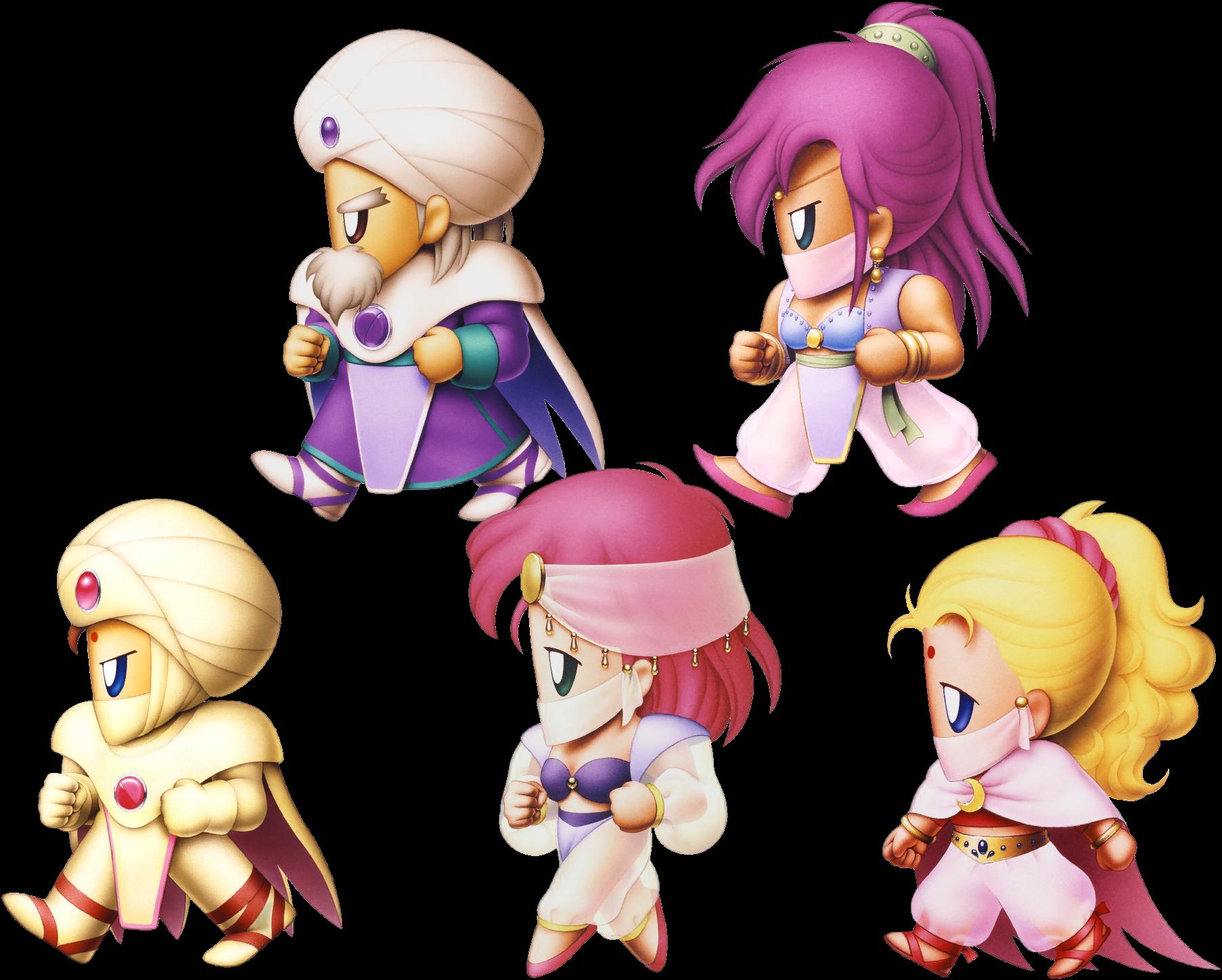Paladino (Final Fantasy V)