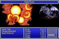 FFIV Mega Flare Summon