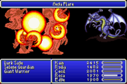 FFIV Mega Flare Summon