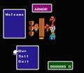 FFI NES Armor Shop