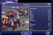 FFV Bestiary iOS Neo Exdeath