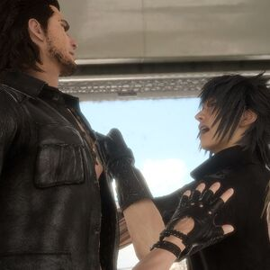 FFXV TGS Noctis and Gladio Fight.jpg