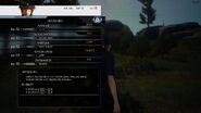 Final fantasy xv sword selection menu