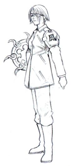 Fujin (Final Fantasy VIII)