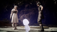 Hiso Elder in Close Encounter of a Terra Kind FFXV