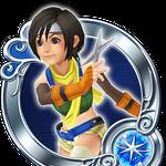 KHUX KH1 Yuffie 3★ Medal.png