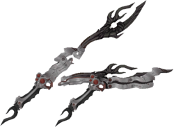 The Omega Weapon in Final Fantasy XIII.