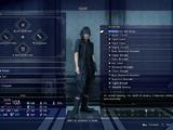 Final Fantasy XV accessories