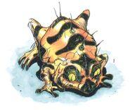 Amano Gigantoad FFII (color)