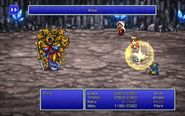 DEV using Arise from FFIII Pixel Remaster