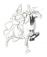 Death Rider (sketch)