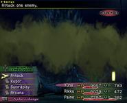 FFX-2 Really Bad Breath