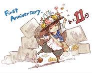 FFXIV 1st Anniversary Countdown 11 Days