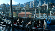 Riding-the-gondola-FFXV