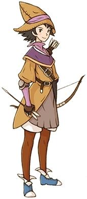 Archer (Tactics A2)
