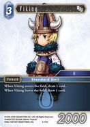 Viking 4-133C from FFTCG Opus