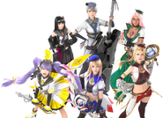 5th Anniversary from FFBE render