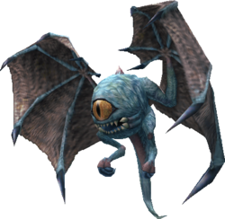 Bat Eye in Final Fantasy X.