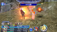DFFOO Lenna HP Attack