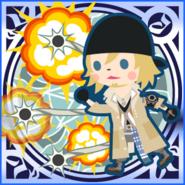 FFAB Blindside - Snow Legend SSR+