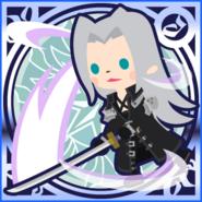 FFAB Octaslash - Sephiroth Legend SSR