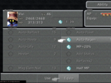 Final Fantasy IX support abilities