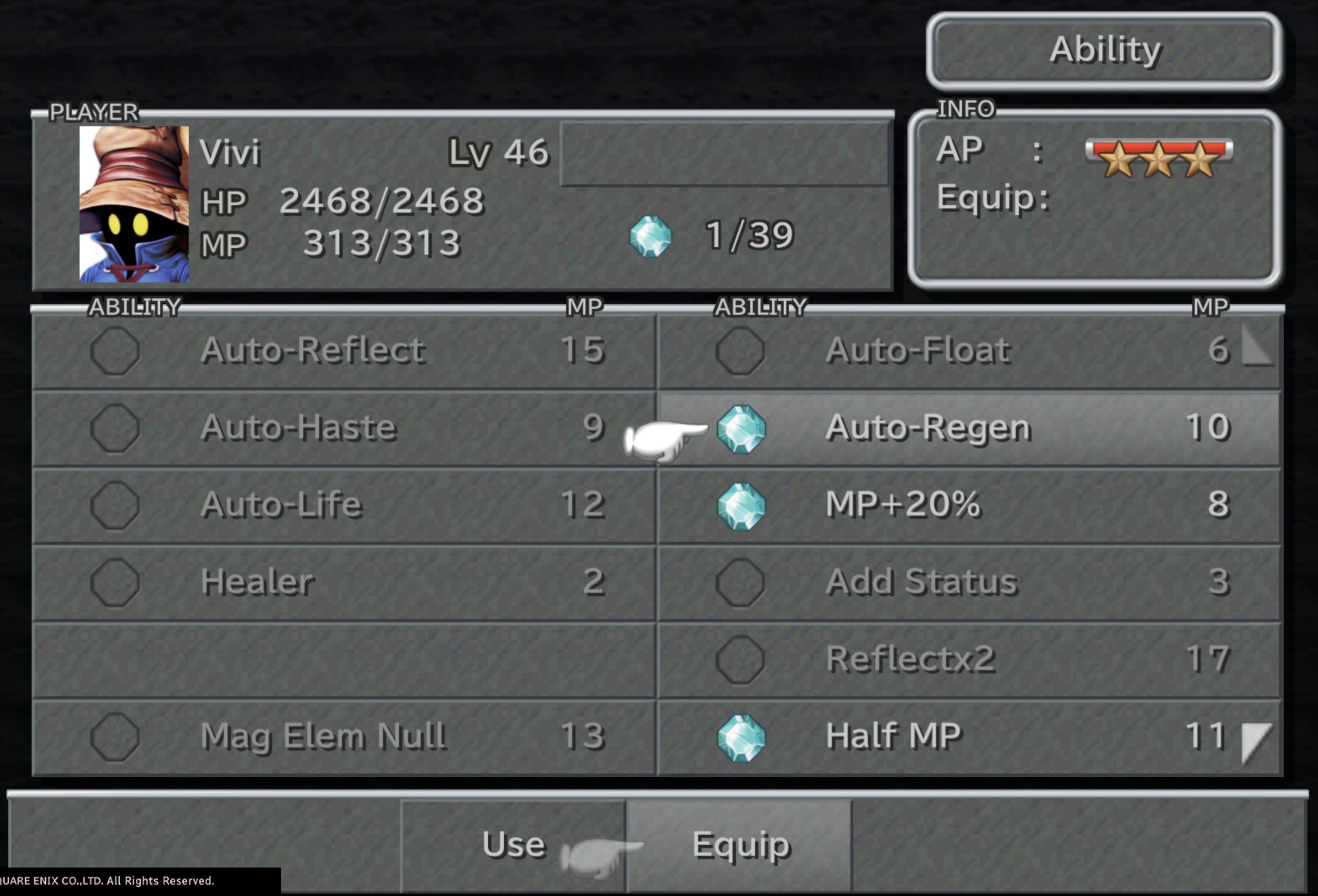 Magic Stone (Final Fantasy IX)