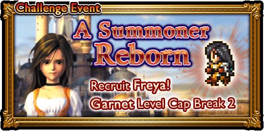 A Summoner Reborn