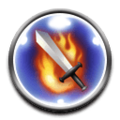 FFRK Fire Strike Icon