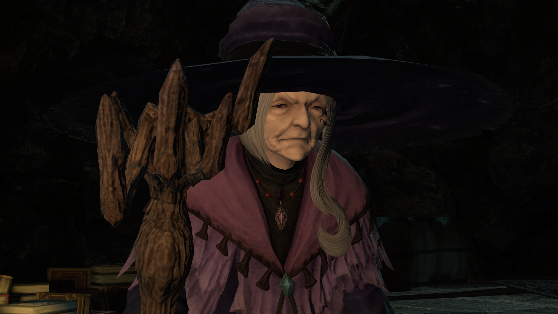 Matoya (Final Fantasy XIV)