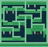 FF II NES - Pandaemonium Third Floor
