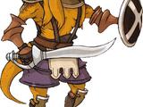 Gladiatore (Tactics Advance)