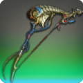 Longbow of the Crimson Lotus from Final Fantasy XIV icon