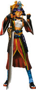 Rikku the Samurai