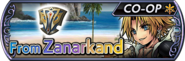 Tidus Event banner GL from DFFOO