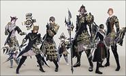 XIV Midan Armor