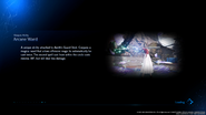 Arcane Ward loading screen from FFVII Remake