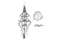 Elizabete station concept for Final Fantasy Unlimited