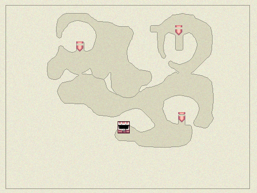 FFIVDS Sealed Cave B1 Map.png