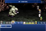 FFVI PC Yeti Battle (Dummied)
