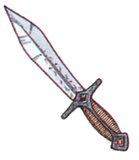Mythril Knife