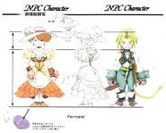 Noblewoman FFIX Art 5