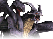 Bahamut FFXI Close-up