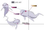 Bismarck palette concept for Final Fantasy Unlimited