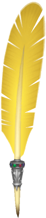 Dissidia Chocobo Feather.png