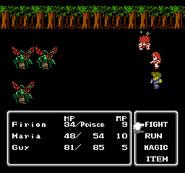 FFII NES Poison Status