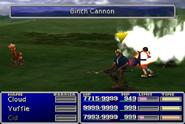 FFVII 8-Inch Cannon