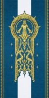 FFXVI - Holy Empire of Sanbreque Banner.png